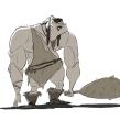 Proyecto final - Curso diseño de personajes para videojuegos y animación. A Character Design project by Jean Fraisse - 02.21.2019