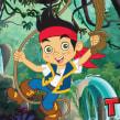 Jake and Neverland Pirates Runner. Um projeto de Ilustração, Animação e Videogames de Nicolas Castro - 25.02.2019
