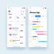 UI Design Collection 4. Um projeto de UI / UX, Design interativo e Web design de Christian Vizcarra - 28.02.2019
