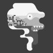 Cueva Nuño. Un proyecto de Ilustración, Diseño gráfico e Ilustración vectorial de Stereoplastika - 12.03.2019