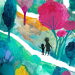 Infancia. Um projeto de Ilustração, Design editorial e Ilustração infantil de Adolfo Serra - 26.03.2019