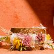 VEGAN - Impossible bouquet - . Um projeto de Fotografia, Criatividade, Fotografia do produto, Iluminação fotográfica e Fotografia artística de Espacio Crudo - 01.04.2019