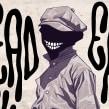 DEAD BALL ERA. Un proyecto de Ilustración, Diseño gráfico, Dibujo a lápiz y Dibujo de Dani Blázquez - 02.04.2019