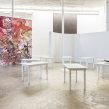 Museografía para la exposición Mapas en construcción en La Tallera. A Architecture project by Isabel Martínez - 04.06.2019