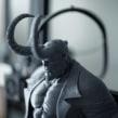Modelado para impresion 3D hellboy. Un proyecto de Animación 3D, Modelado 3D y Diseño de personajes 3D de Luis Alberto Gayoso Berrospi - 01.05.2019
