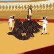 Feria de Sevilla . Un proyecto de Ilustración y Diseño de carteles de José Luis Ágreda - 04.05.2019