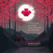 Cartel II Festival de Cine Canadiense de Madrid (2019). Un proyecto de Ilustración y Diseño de carteles de David Duprez - 01.01.2019