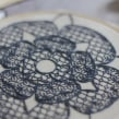 Rosa Tudor. Um projeto de Artes plásticas de Gimena Romero - 07.05.2019