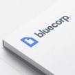 Bluecorp. Un proyecto de Diseño, UI / UX, Br, ing e Identidad, Diseño gráfico, Diseño Web, Diseño de iconos, Diseño de pictogramas y Diseño de logotipos de Asís - 30.05.2018