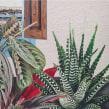 Ya no somos plantas de interior.. A Illustration, Fine Art, and Painting project by Jacinta Besa González - 05.19.2019
