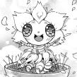 [Smiling] Blossom-! [Manga]. Un projet de Illustration, Character Design, Dessin et Illustration numérique de Andrea Jen - 15.02.2016