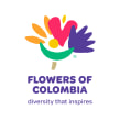 Flowers Of Colombia. A Br, ing&Identit project by SmartBrands - 05.25.2019