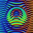 Z by HP. Un proyecto de 3D de Alex Trochut - 28.05.2019