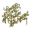 Lorem Ipsum. Un proyecto de Ilustración y Lettering de Alex Trochut - 28.05.2019