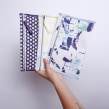 Digital Prints I. Un proyecto de Diseño, Diseño de complementos, Moda y Estampación de Festela Store - 14.06.2018