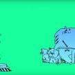 Guau para Cartoon Network. Um projeto de Animação 2D de Alexis Moyano - 14.10.2018
