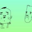Conocidos para un3tv. Um projeto de Animação 2D de Alexis Moyano - 20.07.2017