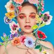 Arte - Fotografía Editorial. Un proyecto de Dirección de arte, Bellas Artes, Papercraft y Pintura a la acuarela de Josefina Jiménez - 04.06.2019