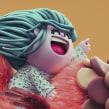 Amigo Project 5/6. Um projeto de 3D, Direção de arte e Design de personagens 3D de Zigor Samaniego - 05.06.2019