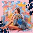 Chaquetas bordadas. Un proyecto de Creatividad y Bordado de Trini Guzmán (holaleon) - 06.06.2019