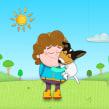 Babi y Maiki - Capítulo 5. A 2D Animation project by Luigi Esparza Santa María - 06.08.2019
