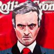 Ilustraciones para Rolling Stone España 2011. Un proyecto de Ilustración de Alvaro Tapia Hidalgo - 20.12.2011