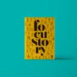 Libro Focustory. Un proyecto de Stor y telling de Claudio Seguel - 21.10.2019