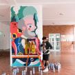 Julio Verne . Un proyecto de Arte urbano de Ceroker - 15.02.2018