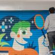 RAINBOW BOGOTÁ. Un proyecto de Ilustración y Arte urbano de Ceroker - 25.06.2019