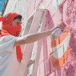 Pintaramanga Ciudad Bonita. Un proyecto de Arte urbano e Ilustración de Ceroker - 18.10.2017