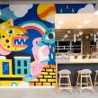 HUGE BOGOTÁ. Un proyecto de Ilustración, Arte urbano y Decoración de interiores de Ceroker - 25.06.2019