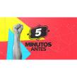 5 Minutos Antes. Um projeto de Social Media de Reina Rodríguez Taylhardat - 26.06.2013