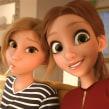 2 Girls . Um projeto de 3D, Animação 3D, Modelagem 3D e Design de personagens 3D de Miguel Miranda - 10.02.2019