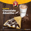 Festival Chocolate Abuelita. A Art Direction, Lighting Design, Photo retouching, and Food photograph project by Ernesto López (Alkimia) - 07.06.2019