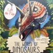 The World of Dinosaurs. A Illustration, and Digital illustration project by Román García Mora - 02.15.2018