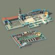 San Clemente al Laterano. Un proyecto de 3D, Infografía e Ilustración digital de Román García Mora - 14.12.2017