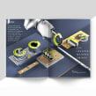 Tec Review Magazine. Un proyecto de Ilustración, 3D, Dirección de arte y Diseño industrial de Francisco Cortés - 01.05.2019