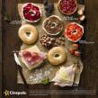 Cinépolis. Un proyecto de Dirección de arte, Diseño de iluminación, Retoque fotográfico y Fotografía gastronómica de Ernesto López (Alkimia) - 16.07.2019