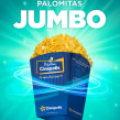 Palomitas Cinépolis. A Art Direction, Lighting Design, Photo retouching, and Food photograph project by Ernesto López (Alkimia) - 07.16.2019