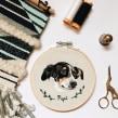 Pupi. A Embroider project by Valentina Castillo - 07.17.2019