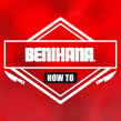 Benihana - ID. Un proyecto de Motion Graphics, Cine, vídeo, televisión, Animación, Cine y Animación 2D de Carlos Dordelly - 15.04.2015