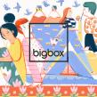 Bigbox. A Illustration, and Pattern Design project by Ana Sanfelippo - 06.18.2019