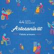 Feria Internacional Artesanía UC. Un proyecto de Ilustración, Br, ing e Identidad, Diseño gráfico, Lettering, Diseño de iconos y Bordado de Belén La Rivera - 01.12.2017