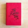 The Raven's Tale. Un proyecto de Diseño gráfico, Caligrafía y Lettering de Belén La Rivera - 02.02.2019