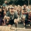 La Pompa Jonda & Andreas O'Funk'illo - Copazo de farra. Um projeto de Publicidade, Música e Áudio e Cinema, Vídeo e TV de Juanmi Cristóbal - 14.08.2019