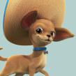 Champion Dog Razas Pequeñas. Un proyecto de Publicidad, 3D, Animación de personajes, Animación 3D y Diseño de personajes 3D de Juan Paulo Mardónez - 19.08.2019