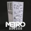 Ordenador Científico - Metro Exodus. A 3D, 3d modeling, and Video game project by Paula Sánchez-Ferrero Ruiz - 12.20.2017
