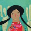 Serafina . Un proyecto de Ilustración, Collage e Ilustración infantil de Estrellita Caracol - 26.08.2019