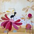 La hormiga Petronila . Un proyecto de Ilustración, Collage e Ilustración infantil de Estrellita Caracol - 26.08.2019
