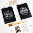 Libretas . A Design, Fotografie, Kunstleitung, Grafikdesign, T, pografie, Kalligrafie, Lettering, Kreativität, Zeichnung, Produktfotografie, Concept Art und Artistische Fotografie project by TECK24 - 08.09.2019